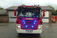 Scania P 4x2 - AUG-M3
